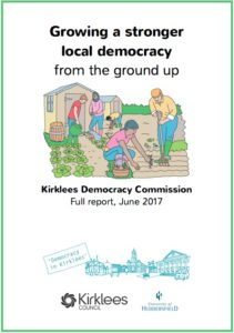 Kirklees Democracy Commission full report