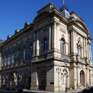 Huddersfield Town Hall
