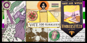 Vote 100 in Kirklees