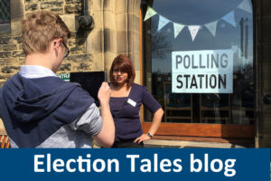 Election Tales blog