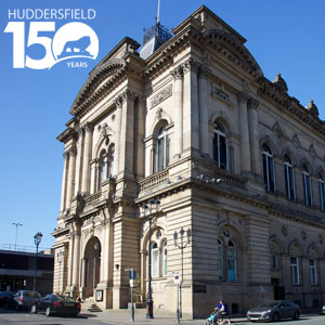 Huddersfield Town Hall Tours
