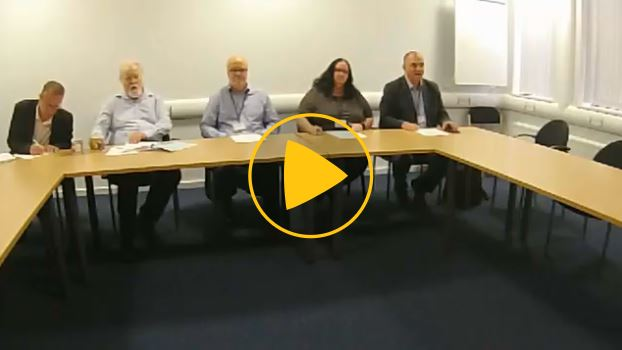 Democracy Commission Working Group webcast, 29th August 2018