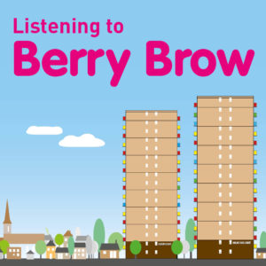 Listening to Berry Brow