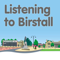 places in Birstall