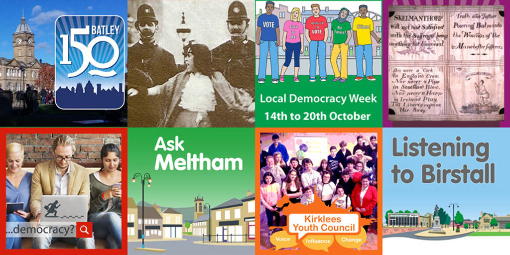 Local democracy events
