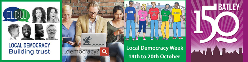 Local Democracy Week events