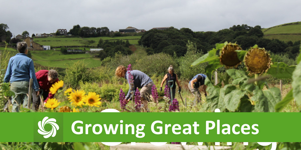 Growing Communities project in Golcar