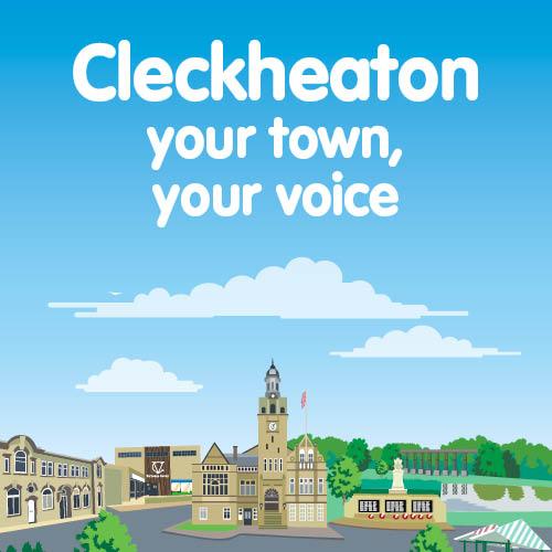 Cleckheaton town centre